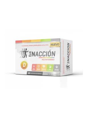 Suplemento Deportivo Enaccion Multivitaminico x 60 comprimidos