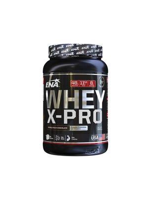 Suplemento Deportivo Whey X Pro sabor Chocolate 1k