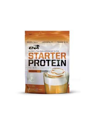 Suplemento Dietario Starter Protein Polvo Sabor Cafe con Leche 400 gr