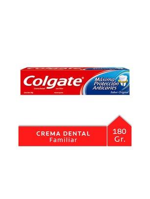 Crema Dental Anticaries Dientes Fuertes 180 gr