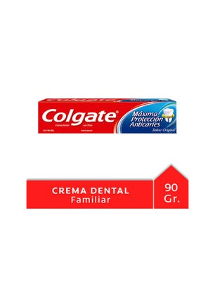 Crema Dental Anticaries Dientes Fuertes 90 gr
