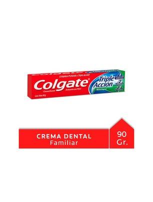 Crema Dental Triple Acción 90 gr