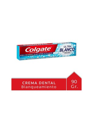 Crema Dental Ultra Blanco 90 gr