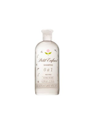 Petit Enfant Shampoo 0 - 1 Neutro 500ml