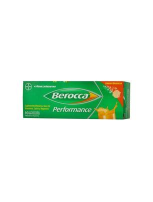 Performance 10 comprimidos Efervescentes