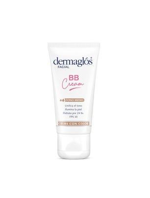 Dermaglós Facial BB Cream Tono Medio 50gr