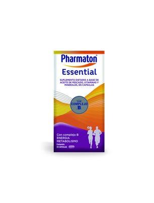 Pharmaton Essential Complejo B 30 cápsulas