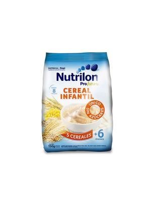 Nutrilon Profutura 5 Cereal Infantil Sin Azúcares
