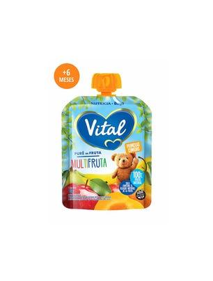 Vital Primeras Comidas Sabor Multifruta