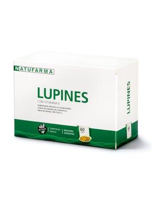 Lupines 60 comprimidos