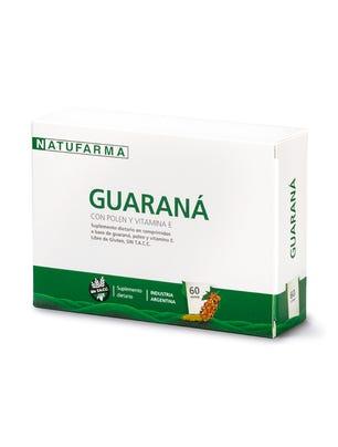 Guarana 60 comprimidos