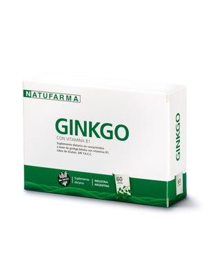Ginkgo 60 comprimidos