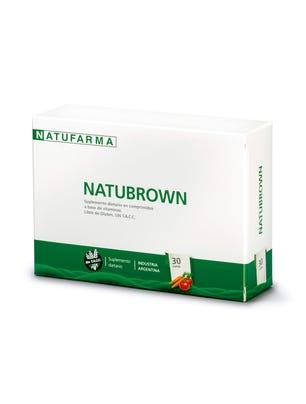 Natubrown 30 comprimidos