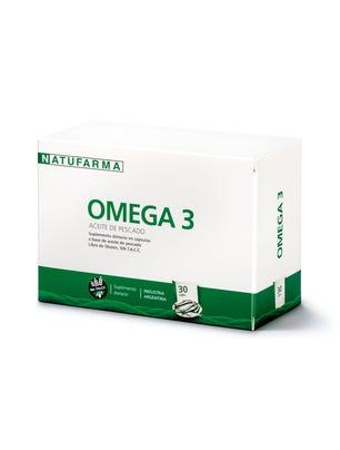 Omega 3 30 cápsulas