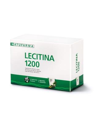 Lecitina 1200 30 cápsulas