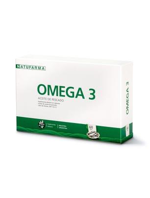Omega 3 60 cápsulas