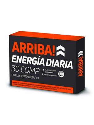 Suplemento Dietario Arriba! 30 comprimidos