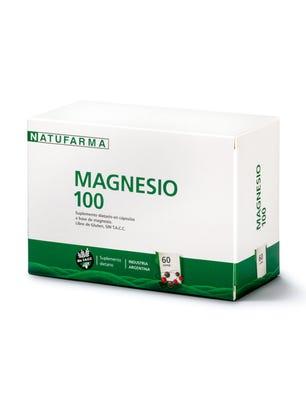 Magnesio 100 60 capsulas