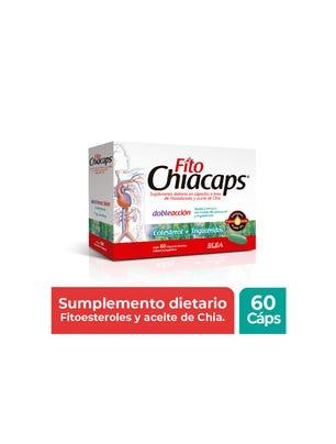 Suplemento Dietario Fitochiacaps x 60 un