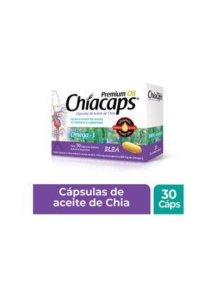 Suplemento Dietario Chiacaps Premiun Oil x 30 un