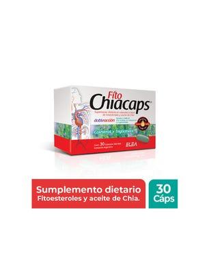 Suplemento Dietario Fitochiacaps x 30 un