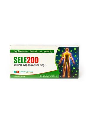 Suplemento Dietario Sele200 30 comprimidos