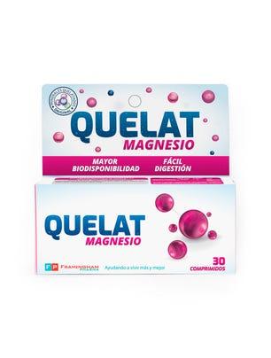 Quelat Magnesio 30 comprimidos