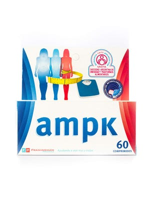 AMPK 60 comprimidos