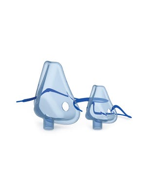 Kit de máscara Grande y Chica para Nebulizadores P59