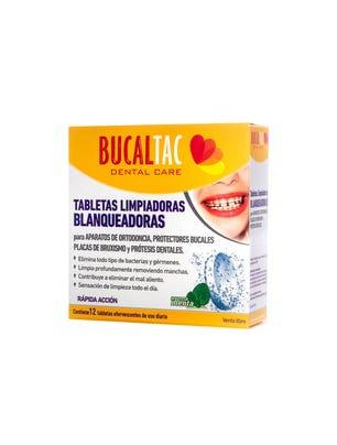 Tabletas Limpiadoras Efervecentes x 12 un