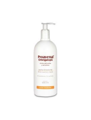 Proavenal Leche Corporal Emoliente Omegatopic 500 ml