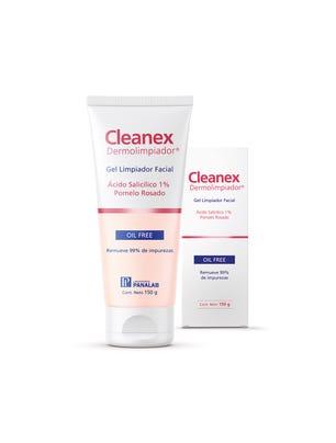 Cleanex Gel Dermolimpiador Facial 150 gr