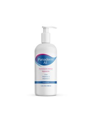 Panaderm Emulsion Corporal Reparacion y Humectacion Intensa 500 ml