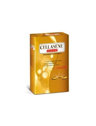 Cellasene Gold Tratamiento Anticelulitis 30 cápsulas