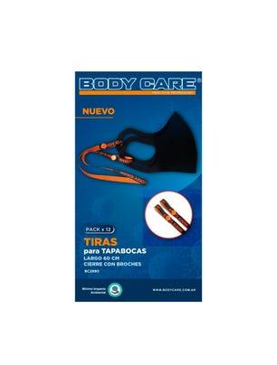 Bodycare Tiras Porta Barbijos