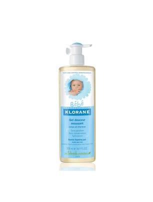 Gel de Bebé Suave Cuerpo y Cabello 500 ml