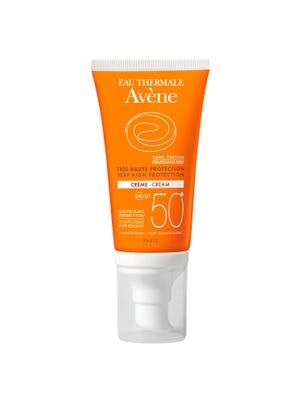 Protector Solar Crema Facial SPF 50+ 50ml