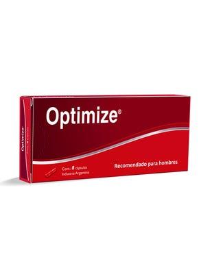Optimize Suplemento Dietario Optimize 8 caps