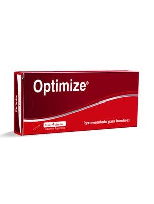 Optimize Suplemento Dietario Optimize 4 caps