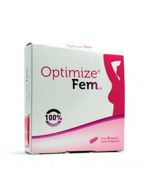 Optimize Suplemento Dietario Optimize Fem 8 cps