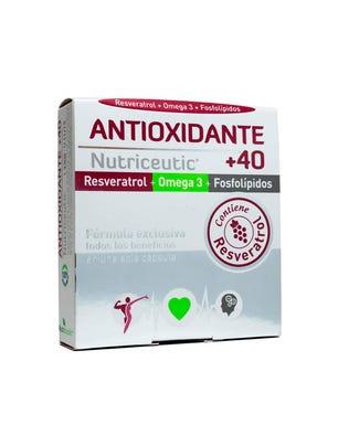 Nutriceutic Suplemento Dietario Antioxidante 32 cps