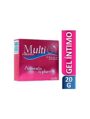 Pleasure Gel Estimulante x 20ml