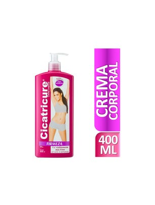 Crema Corporal Firmeza 400 ml