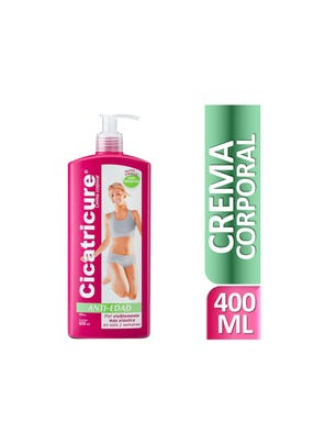 Crema Corporal Anti-Edad 400 ml