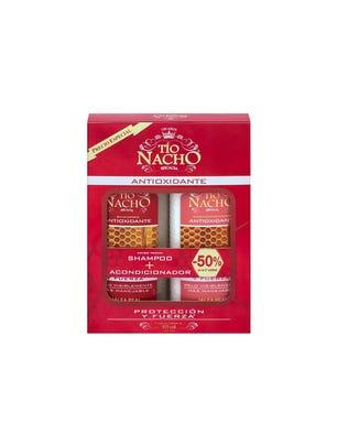 Promo Shampoo +Acondicionador Antioxidante 415 ml