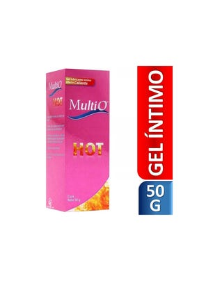 Gel Lubricante Hot x 50ml