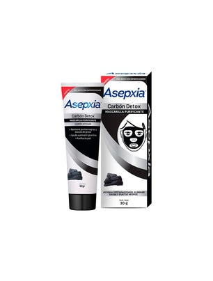 Mascarilla Peel Off Carbón30 gr