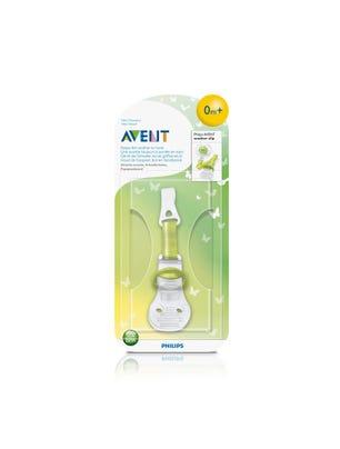 Avent Clip Porta Chupete Verde