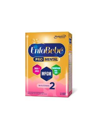 EnfaBebé Leche Infantil Polvo Sabor Original 800 gr