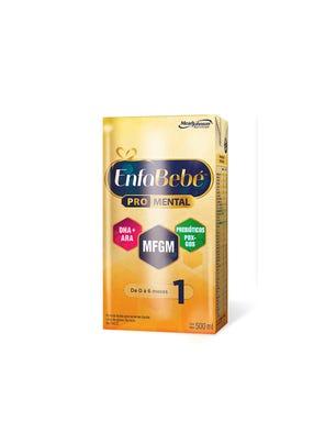 Leche Infantil Liquida  Sabor Original 500 ml